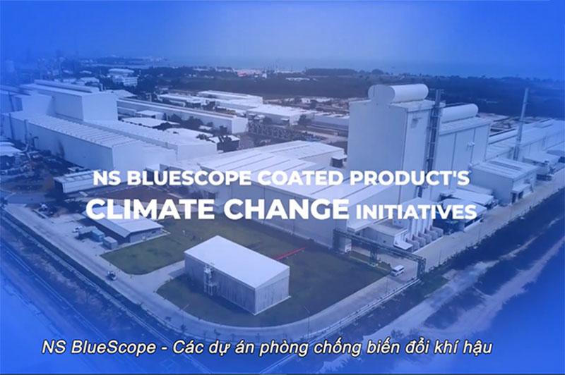 NS BLUESCOPE tự hào cam kết đóng góp vào việc BẢO VỆ MÔI TRƯỜNG và XÂY DỰNG CỘNG ĐỒNG xung quanh khu vực có hoạt động sản xuất kinh doanh của BlueScope